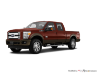 2016 Ford Super Duty F-250 KING RANCH | Photo 3 | Bronze Fire / Caribou