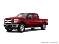 2016 Ford Super Duty F-250 KING RANCH | Photo 3 | Ruby Red