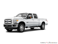 2016 Ford Super Duty F-250 KING RANCH | Photo 3 | Oxford White
