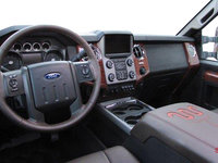 2016 Ford Super Duty F-250 KING RANCH | Photo 3 | Brown / Black Mesa Leather