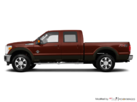 2016 Ford Super Duty F-250 LARIAT | Photo 1 | Bronze Fire / Caribou