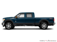 2016 Ford Super Duty F-250 LARIAT | Photo 1 | Blue Jeans / Magnetic