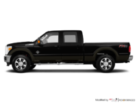 2016 Ford Super Duty F-250 LARIAT | Photo 1 | Shadow Black / Caribou