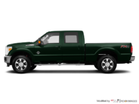2016 Ford Super Duty F-250 LARIAT | Photo 1 | Green Gem