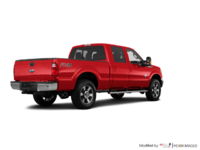 2016 Ford Super Duty F-250 LARIAT | Photo 2 | Race Red