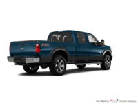 2016 Ford Super Duty F-250 LARIAT | Photo 2 | Blue Jeans / Magnetic