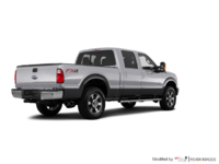 2016 Ford Super Duty F-250 LARIAT | Photo 2 | Ingot Silver / Magnetic