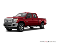2016 Ford Super Duty F-250 LARIAT | Photo 3 | Ruby Red