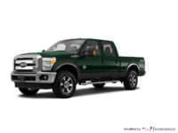 2016 Ford Super Duty F-250 LARIAT | Photo 3 | Green Gem / Magnetic