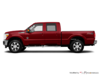 2016 Ford Super Duty F-350 LARIAT | Photo 1 | Ruby Red
