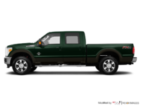 2016 Ford Super Duty F-350 LARIAT | Photo 1 | Green Gem / Caribou