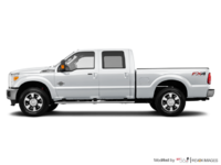 2016 Ford Super Duty F-350 LARIAT | Photo 1 | Oxford White