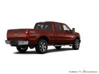 2016 Ford Super Duty F-350 LARIAT | Photo 2 | Bronze Fire