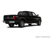 2016 Ford Super Duty F-350 LARIAT | Photo 2 | Shadow Black / Caribou