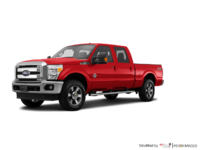 2016 Ford Super Duty F-350 LARIAT | Photo 3 | Race Red