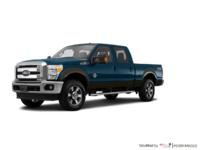 2016 Ford Super Duty F-350 LARIAT | Photo 3 | Blue Jeans / Caribou