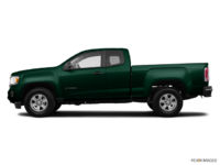 2016 GMC Canyon | Photo 1 | Emerald Green Metallic