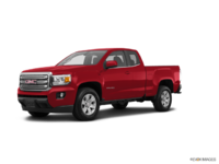 2016 GMC Canyon SLE | Photo 3 | Cardinal Red