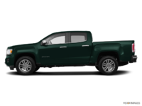 2016 GMC Canyon SLT | Photo 1 | Emerald Green Metallic