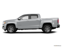 2016 GMC Canyon SLT | Photo 1 | Quicksilver Metallic