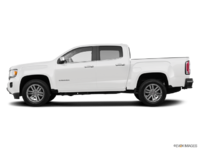 2016 GMC Canyon SLT | Photo 1 | Summit White