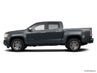 2016 GMC Canyon SLT | Photo 1 | Cyber Grey Metallic