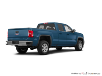 2016 GMC Sierra 1500 SLE | Photo 2 | Stone Blue Metallic
