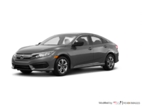 2016 Honda Civic Sedan DX | Photo 3 | Modern Steel Metallic