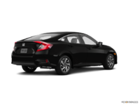 2016 Honda Civic Sedan EX-SENSING | Photo 2 | Crystal Black Pearl