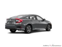 2016 Honda Civic Sedan EX-SENSING | Photo 2 | Modern Steel Metallic