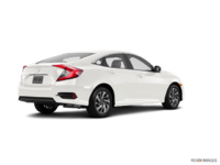 2016 Honda Civic Sedan EX-SENSING | Photo 2 | White Orchard Pearl