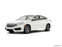 2016 Honda Civic Sedan EX-SENSING | Photo 3 | White Orchard Pearl