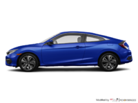 2016 Honda Civic Coupe EX-T | Photo 1 | Aegean Blue Metallic