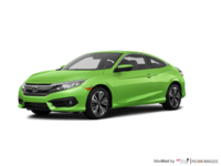 2016 Honda Civic Coupe EX-T | Photo 3 | Energy Green Pearl