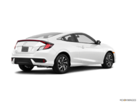 2016 Honda Civic Coupe LX-SENSING | Photo 2 | Taffeta White