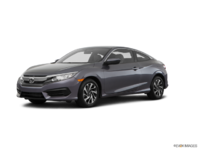 2016 Honda Civic Coupe LX-SENSING | Photo 3 | Modern Steel Metallic