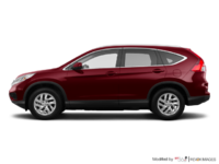 2016 Honda CR-V SE | Photo 1 | Basque Red Pearl II