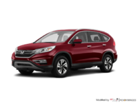 2016 Honda CR-V TOURING | Photo 3 | Basque Red Pearl II