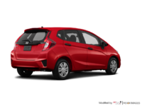 2016 Honda Fit DX | Photo 2 | Milano red