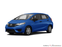 2016 Honda Fit DX | Photo 3 | Aegean Blue Metallic