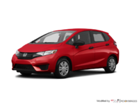 2016 Honda Fit DX | Photo 3 | Milano red