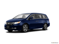 2016 Honda Odyssey TOURING | Photo 3 | Obsidian Blue Pearl