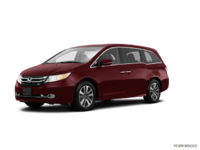 2016 Honda Odyssey TOURING | Photo 3 | Deep Scarlet Pearl