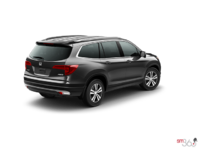 2016 Honda Pilot EX-L NAVI | Photo 2 | Modern Steel Metallic