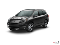 2016 Honda Pilot EX-L NAVI | Photo 3 | Modern Steel Metallic
