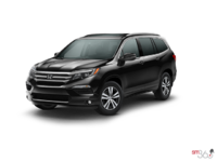 2016 Honda Pilot EX-L NAVI | Photo 3 | Crystal Black Pearl