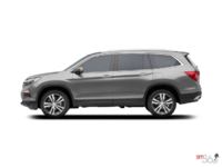 2016 Honda Pilot EX | Photo 1 | Lunar Silver Metallic
