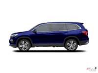 2016 Honda Pilot EX | Photo 1 | Obsidian Blue Pearl