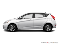 2016 Hyundai Accent 5 Doors GLS | Photo 1 | Century White