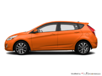 2016 Hyundai Accent 5 Doors GLS | Photo 1 | Vitamin C